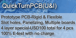 Quickturn PCB (U&I)